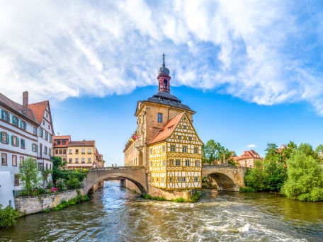 Altes Rathaus in der Pegnitz - © pure-life-pictures/Fotolia.com