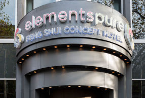 elements pure FENG SHUI CONCEPT HOTEL -