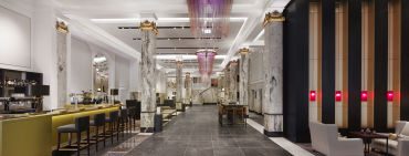 Lobby - Reichshof Hamburg, CURIO Colection by Hilton