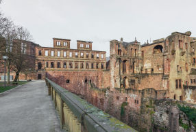 Burgruine in Heidelberg - @ Kessuda Poempaibool / 2016 Thinkstock.