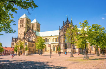 Der St. Paulus Dom in Münster - © pure-life-pictures/Fotolia.com