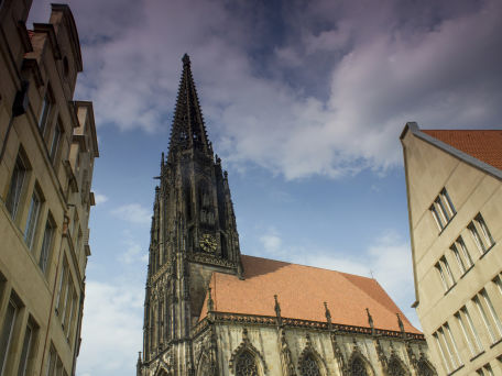 Münster – St. Lamberti - © seewhatmitchsee / 2016 Thinkstock.
