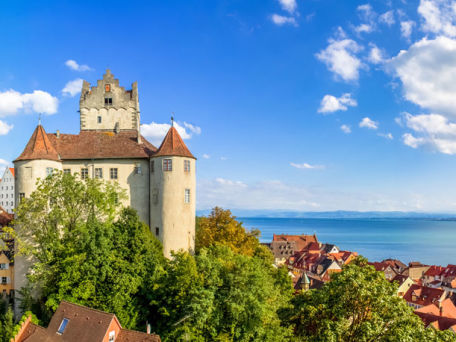 Meersburg, Bodensee, Panorama  -  © pure-life-pictures/fotolia