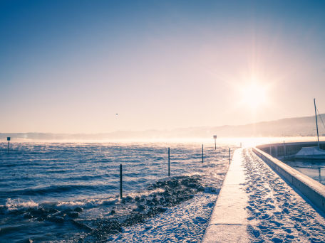 Der Bodensee im Winter - ©pure-life-pictures/fotolia