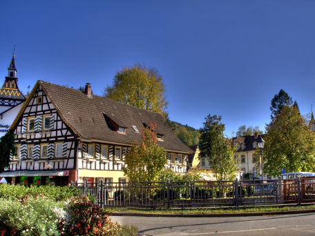 Fachwerkhaus in Bad Herrenalb - © Peter38/Fotolia.com
