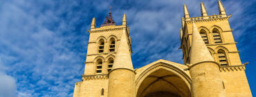 Cathedral Saint Pierre, Montpellier - © Leonid ANDRONOV / 2016 Thinkstock.