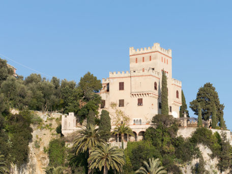 Castelletto in Finale Ligure - © max dallocco/Fotolia.com