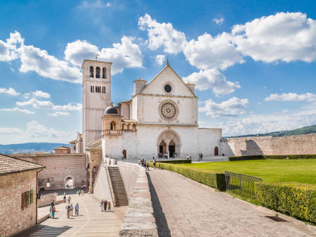 Basilika San Francesco - Assisi - © JFL Photography/Fotolia.com