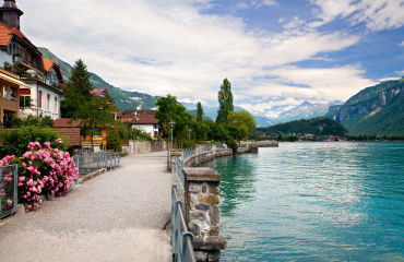 See in Brienz - © Denis Pepin/Fotolia.com