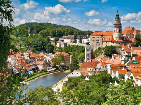 Stadt in Tschechien - © optico/Fotolia.com