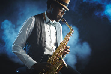 Jazz Musiker - © shironosov / 2016 Thinkstock.
