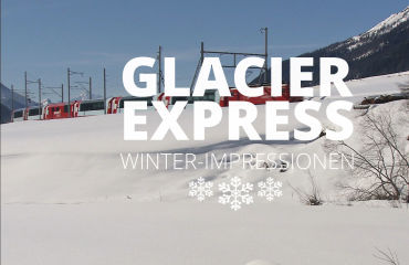 Winter Titel Video Glacier Express