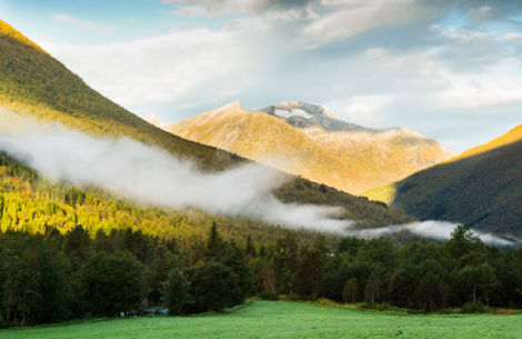 Landschaft in Norwegen - ©Travel-Traders