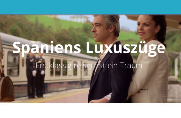 video spanische luxuszuege