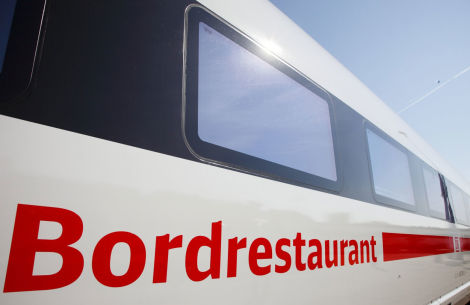 Bordrestaurant - © Deutsche Bahn AG