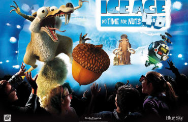 Ice Age: No Time For Nuts 4-D - © Movie Park Germany
