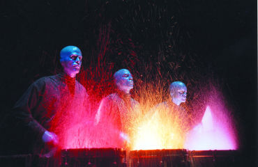 Blue Man Group - © Stage Entertainment