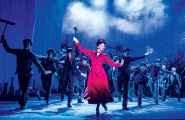 Stage Musical Mary Poppins - Step in Time - © Stage Entertainment