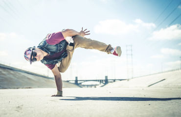 Breakdancer - © oneinchpunch/Fotolia.com