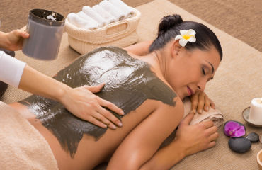 Massageanwendung  - © Rido/Fotolia.com