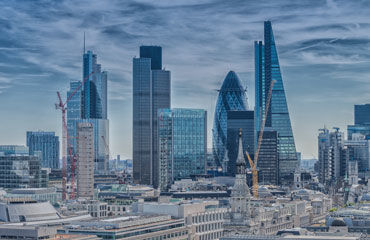 London Skyline - © jovannig / Fotolia.com