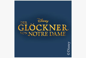 Logo Disneys DER GLÖCKNER VON NOTRE DAME - © Stage Entertainment