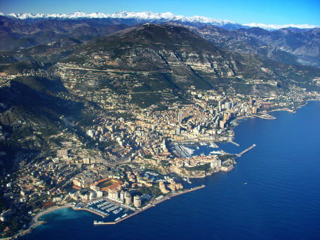 Monaco Panorama - © ATOUT FRANCER-Cast