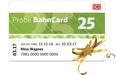 Neues PNG Bahncard