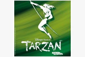 Logo Disneys TARZAN - © Stage Entertainment