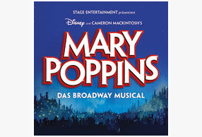 Logo MARY POPPINS – DAS BROADWAY MUSICAL Hamburg - © Stage Entertainment