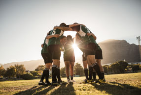 Rugby Spieler - © Jacob Ammentorp Lund/Fotolia.com