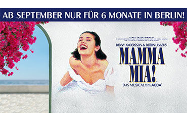 Mamma Mia_video_titel - © Stage Entertainment