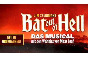 Bat out of Hell_video_titel - © Stage Entertainment