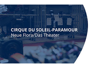 Theater_cirque_du_soleil - © Stage Entertainment
