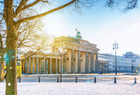 Berlin Brandenburger Tor - golero/gettyimages.com