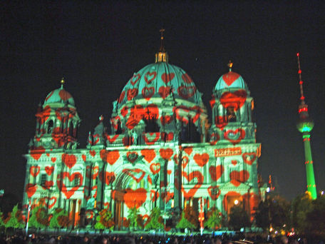 Festival of Lights - © visitBerlin/Stefano Bergamaschi