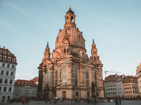 Frauenkirche Dresden - © Dresden Marketing GmbH/Patrick Eichler