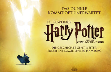 Harry Potter in Hamburg - © HPTP HARRY POTTER TM WB