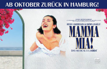 Mamma Mia - © Stage Entertainment