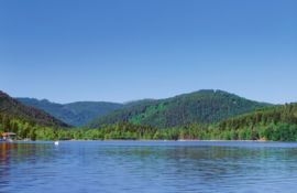 Titisee am Parkhotel Waldeck